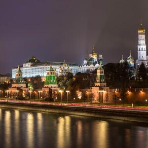 Сердце Москвы. Московский Кремль.