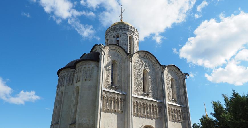 Дмитриевский собор Владимира