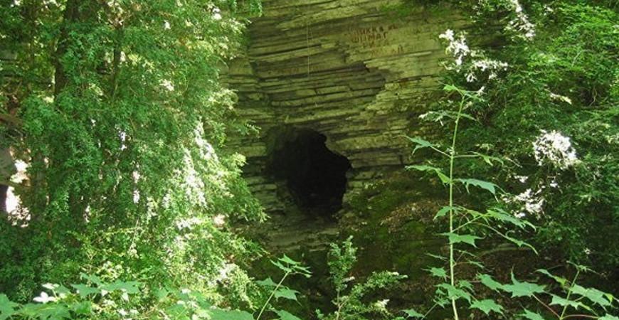 Тигровая пещера в Лазаревском