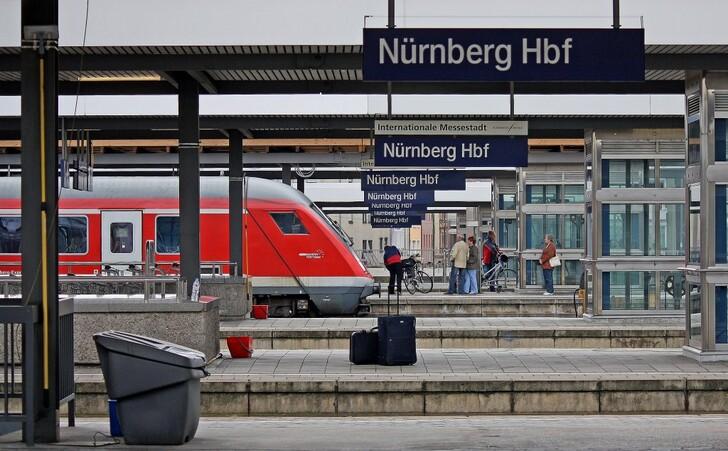 Как добраться из Мюнхена в Нюрнберг