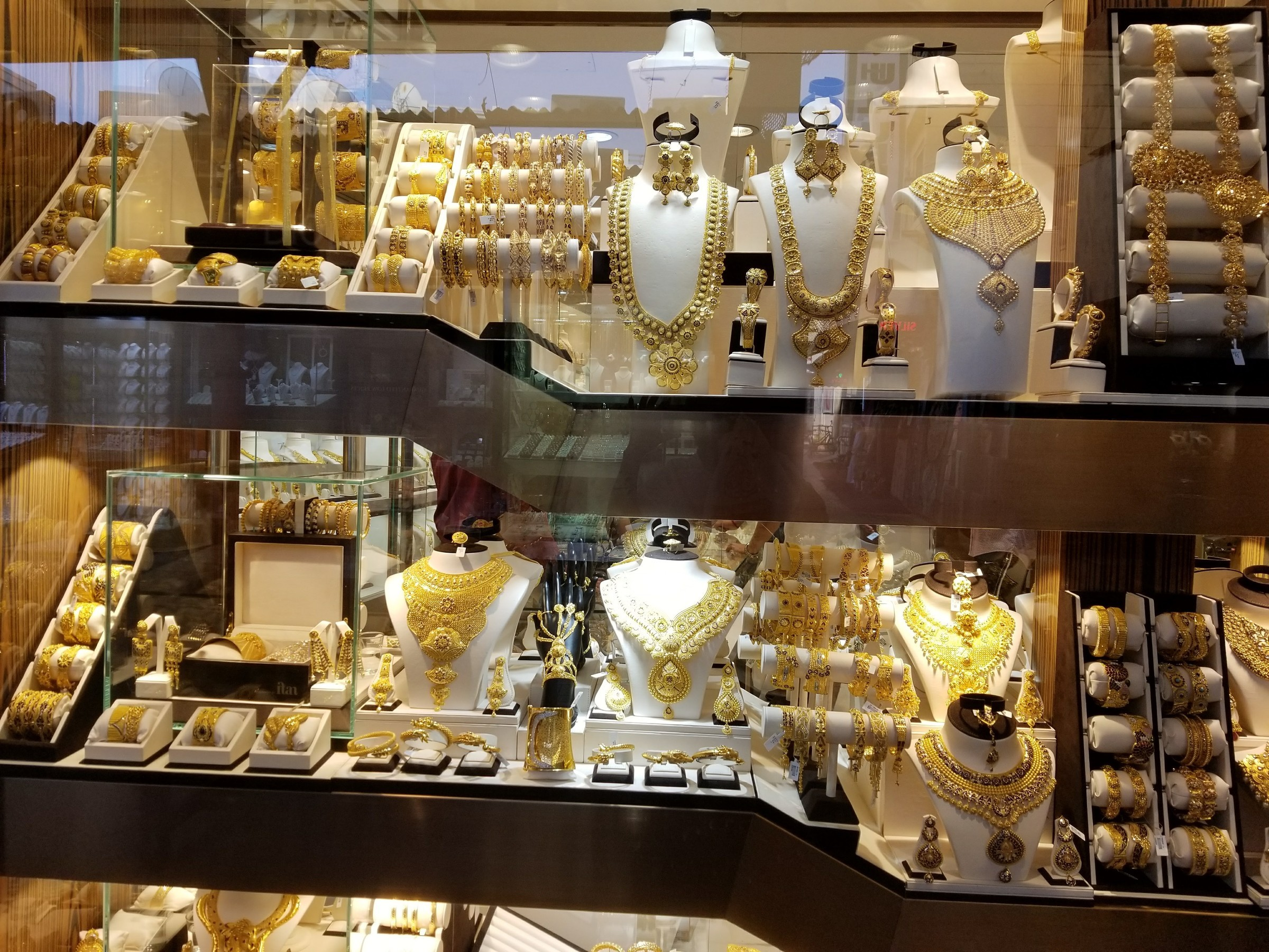 дубай золотой рынок цены