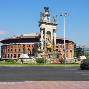 Несколько моментов из жизни Барселоны