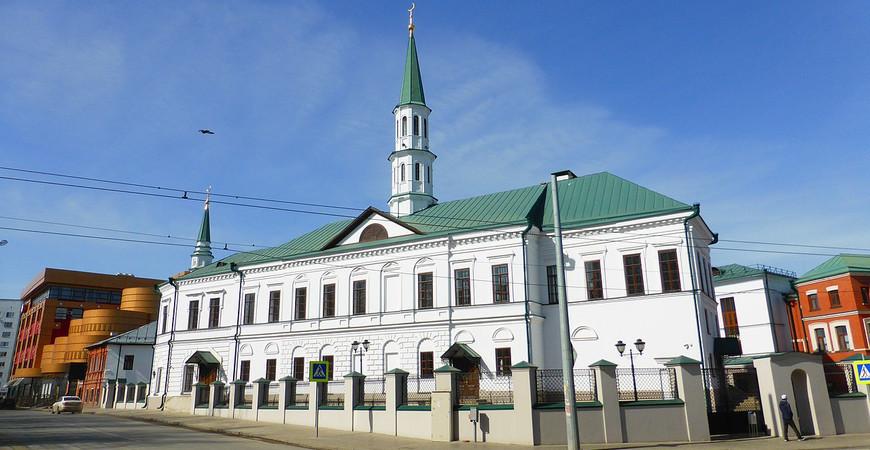 Галеевская мечеть в Казани