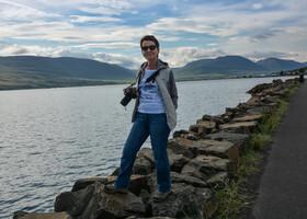 Исландия, день 6-й: солнечный Акюрейри