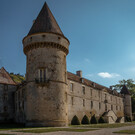 Замок Базош