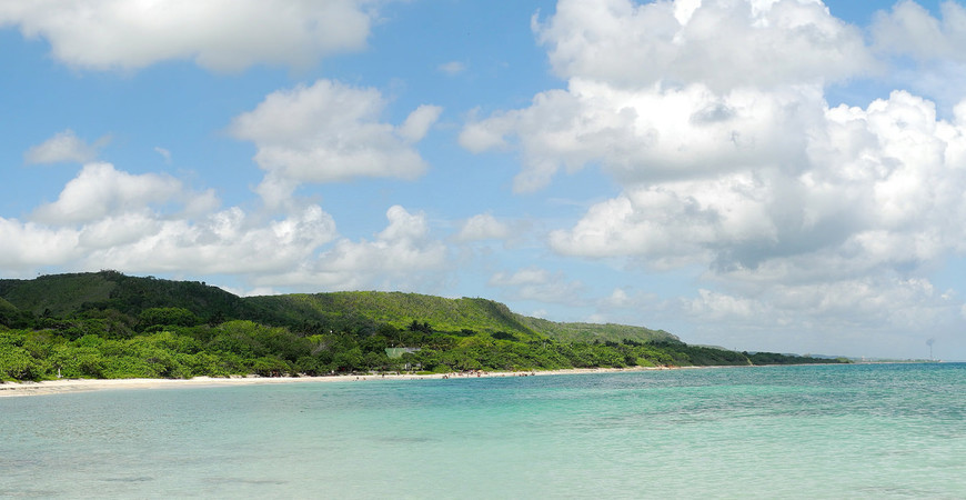 Пляж Хибакоа (Playa Jibacoa)