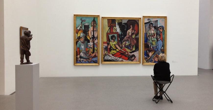 Пинакотека современности (Pinakothek der moderne)