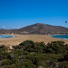 Пляж Прасониси на Родосе