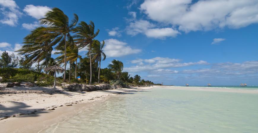 Пляжи Кайо Гильермо (Cayo Guillermo)