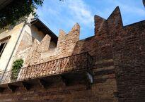 У Ромео тоже есть свой балкон...