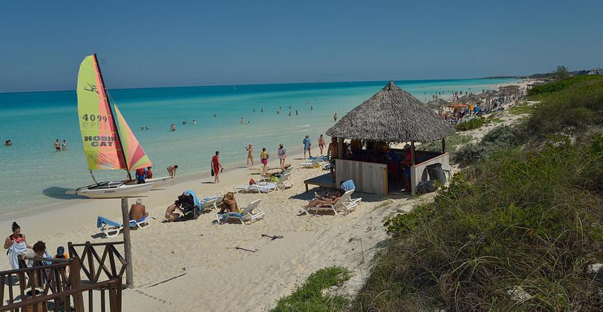 Пляжи Кайо Санта-Мария (Cayo Santa Maria)