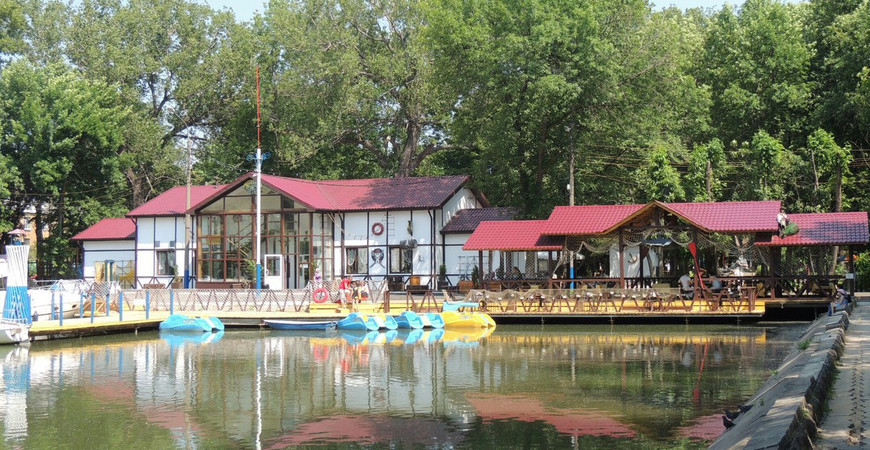 Парк 1 Мая в Нижнем Новгороде