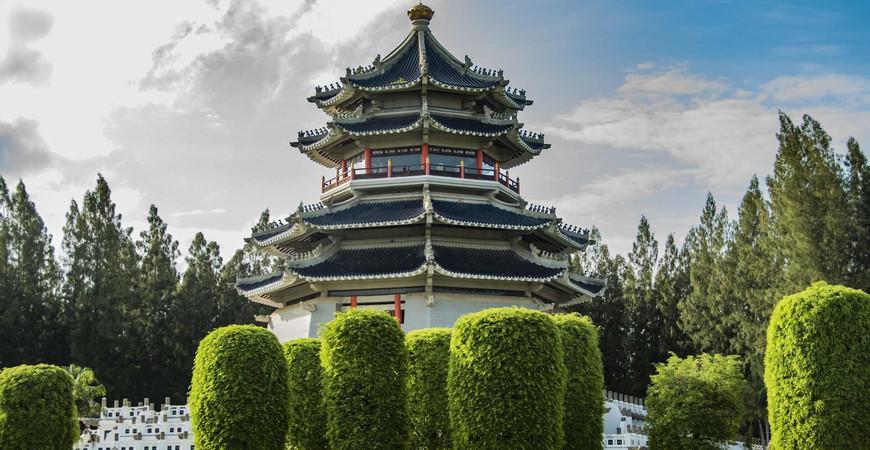 «Парк трех королевств» в Паттайе