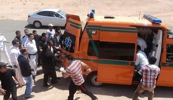 В Египте произошел теракт
