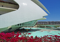 Валенсия. City of Arts and Sciences
