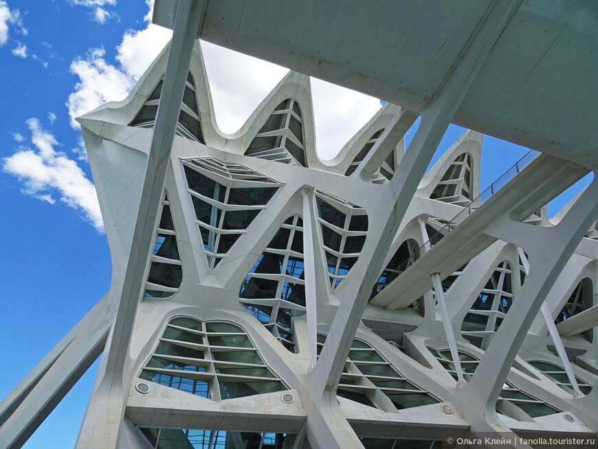 Архитектура Музея наук