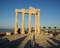 Храм Аполлона в Сиде (Apollon Tapınağı)