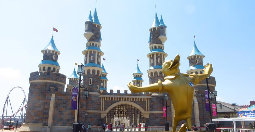 Парк развлечений «Виаленд» в Стамбуле (Vialand)