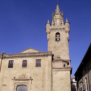 Ункастильо (Uncastillo) средневековый Арагон