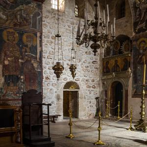 Монастырь Святого Креста.