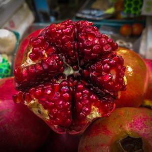 Рынок Махане Иегуда.