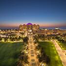 Эмирейтс Палас в Абу-Даби