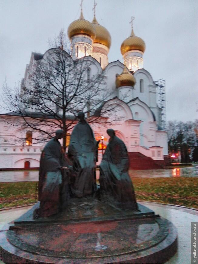 Успенский кафедральный собор. Святая Троица.