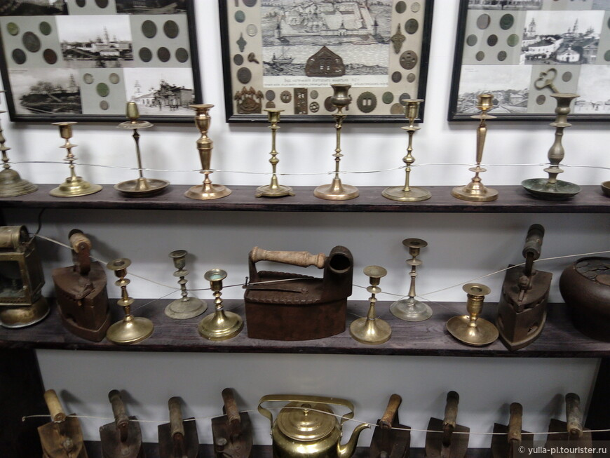 Гостиница - музей в Костроме