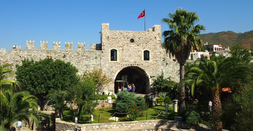 Крепость Мармариса (Marmaris Kalesi)