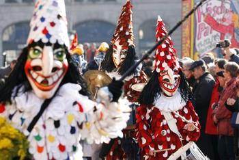 ЮНЕСКО признал Базельский карнавал частью мирового культурного наследия