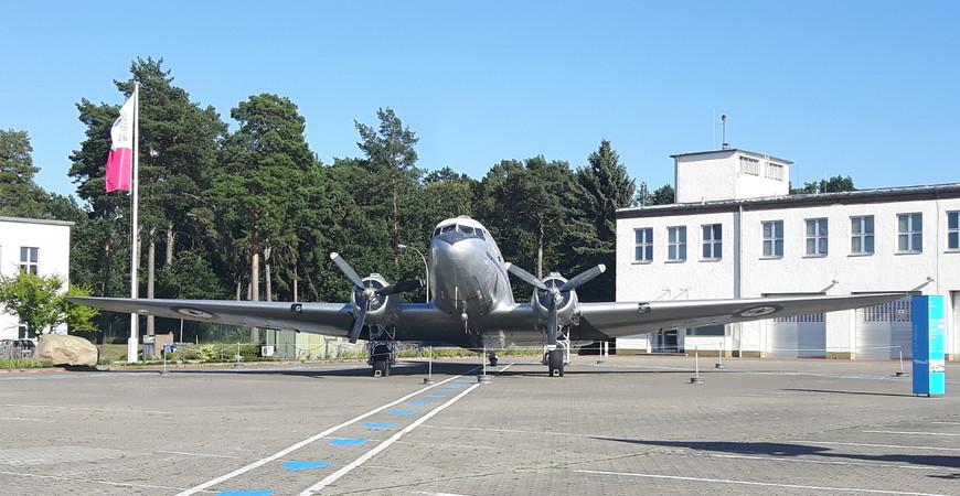 Военно-исторический музей - лётное поле Берлин-Гатов