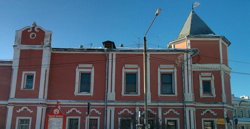 Кукольный театр «Теремок» в Вологде