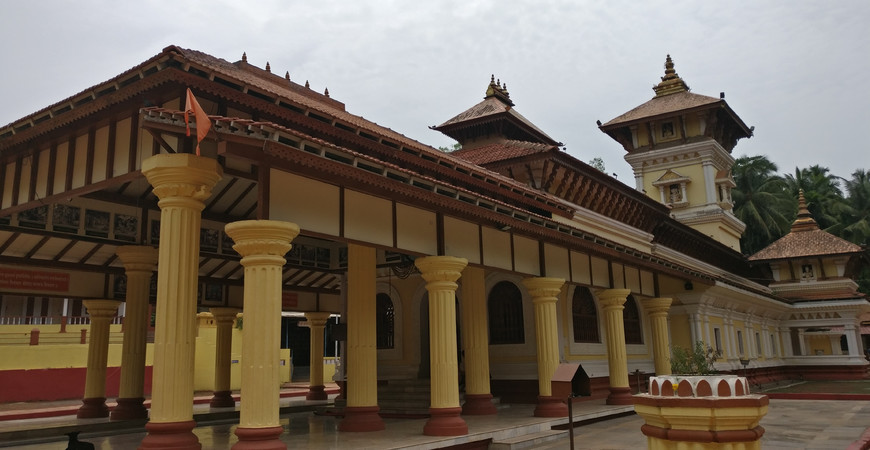 Храм Шри Даттатрея Мандир (Shri Dattatreya Mandir)