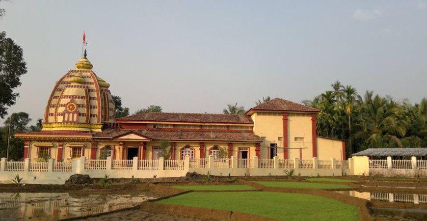 Храм Брахмы (Shree Brahmadev Mandir)