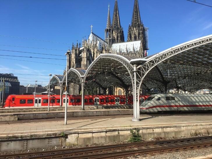 Вокзал Кёльна