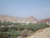 По пескам, горам и оазисам Омана