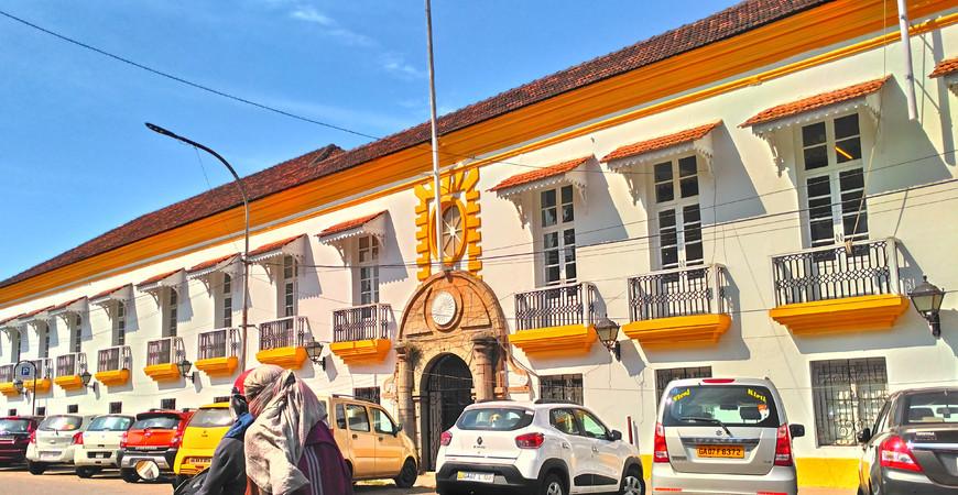 Дворец Идальго в Панаджи