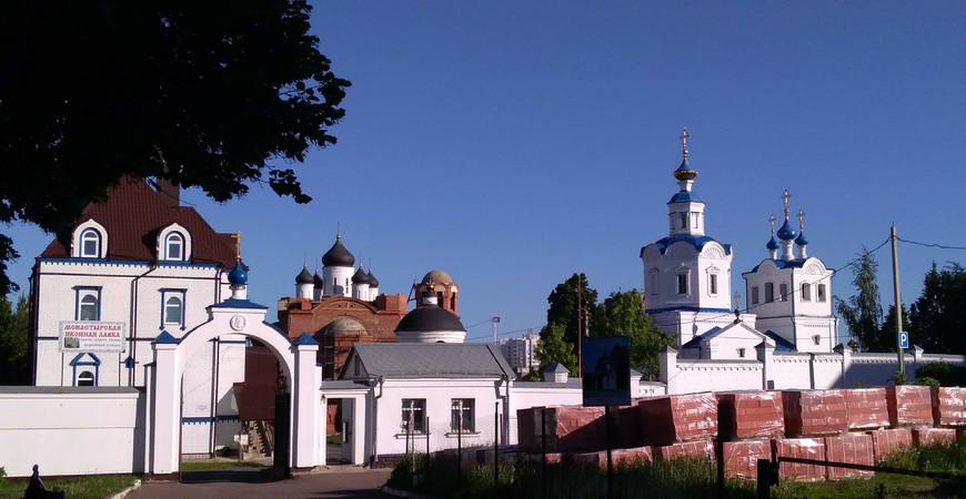 Свято-Успенский монастырь<br/> в Орле