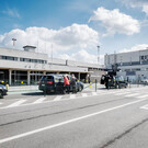 Аэропорт Антверпена