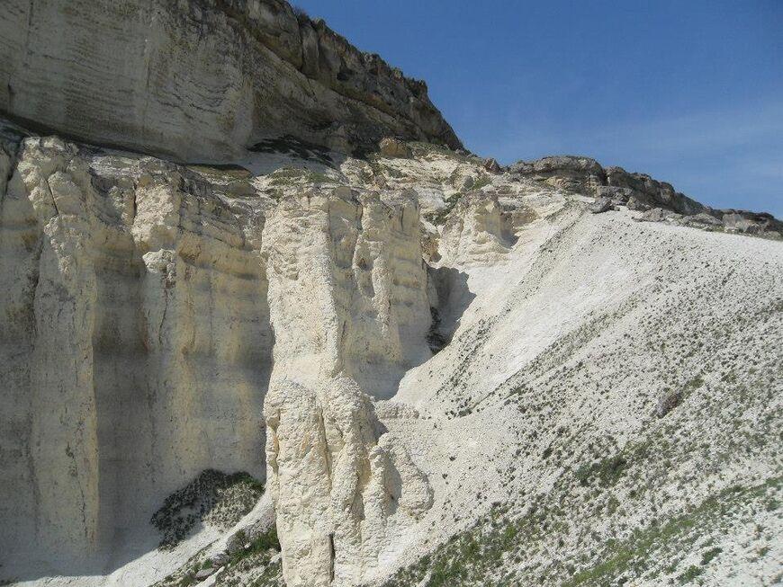 Белая скала, Крым (Ак-Кая) — как добраться