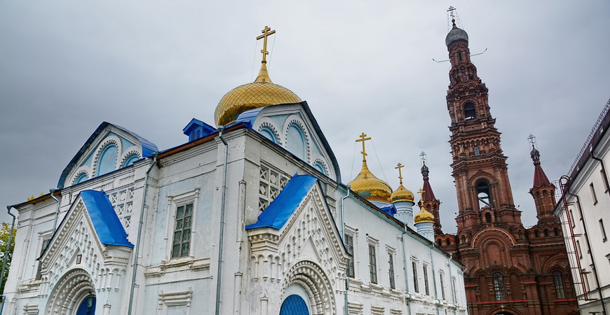 Богоявленский собор Казани