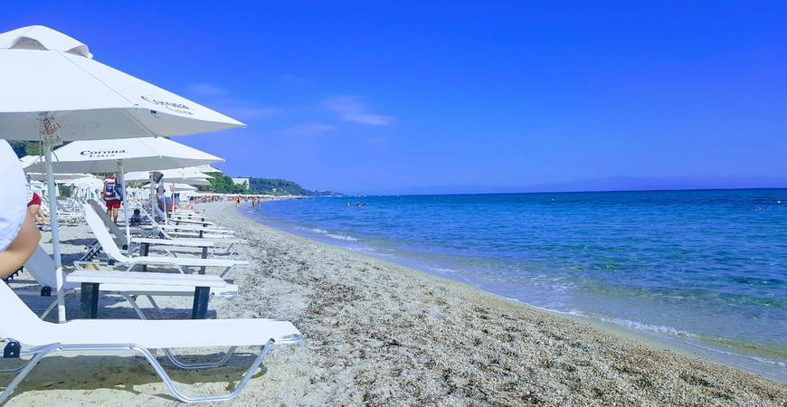 Пляж Криопиги