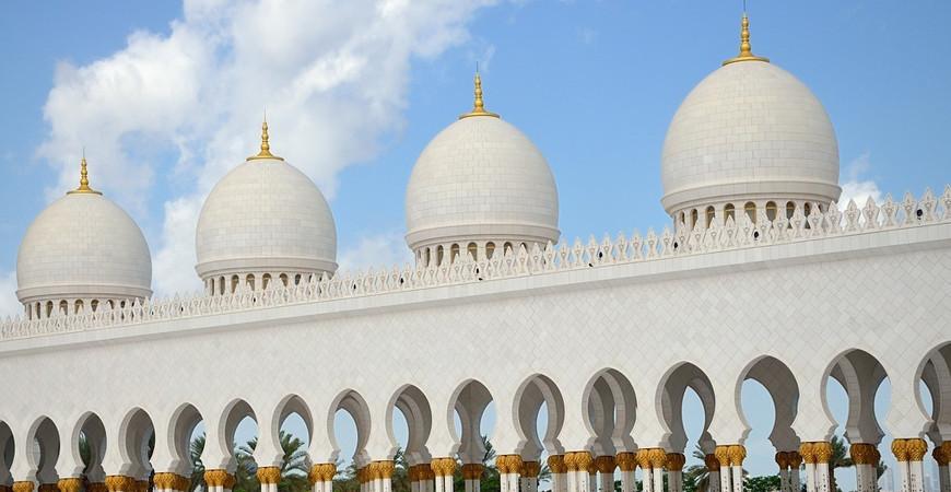 Мечеть шейха Зайда вАбу-Даби