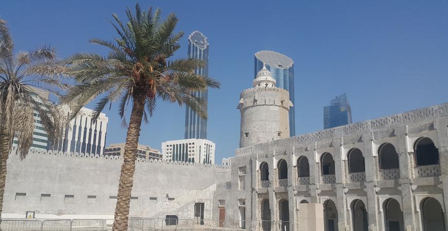 Qasr Al Hosn – Дворец Аль–Хусн в Абу–Даби