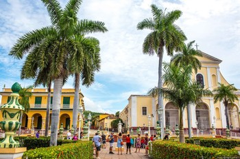 США ввели санкции против отелей Кубы