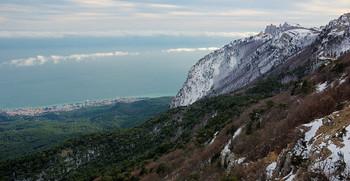 Проезд на гору Ай-Петри в Крыму сделают круглогодичным