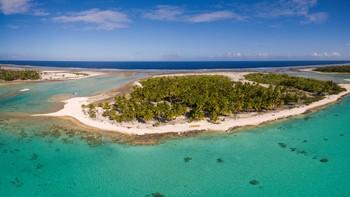 Туристы могут арендовать на ночь целый остров
