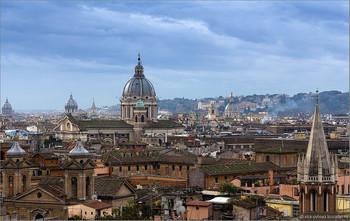 В Риме введут ограничения на движение туристических автобусов