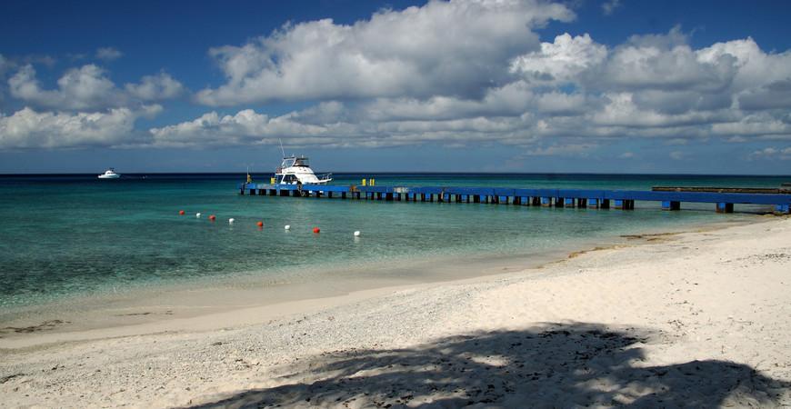 Пляж Мария ла Горда (Playa Maria la Gorda)