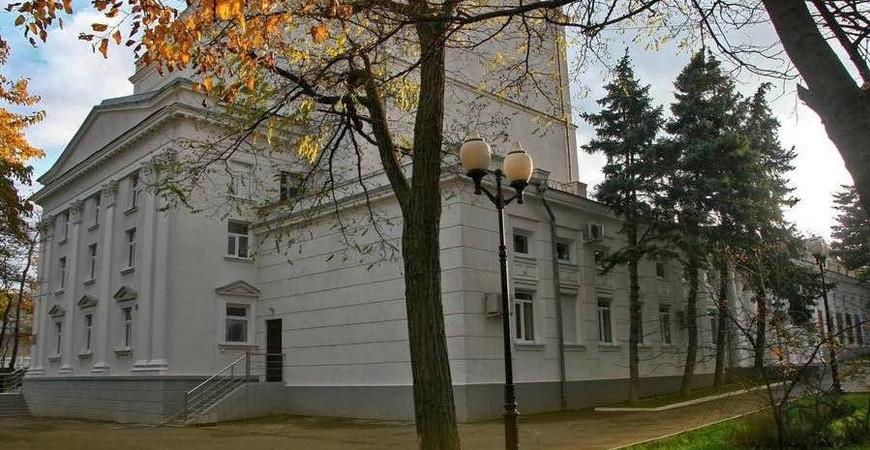 Городской театр Новороссийска